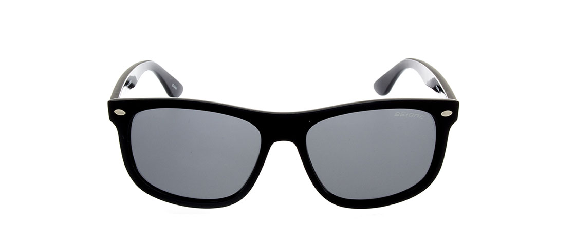 Gloss Black Frame, Smoke Gray Lens