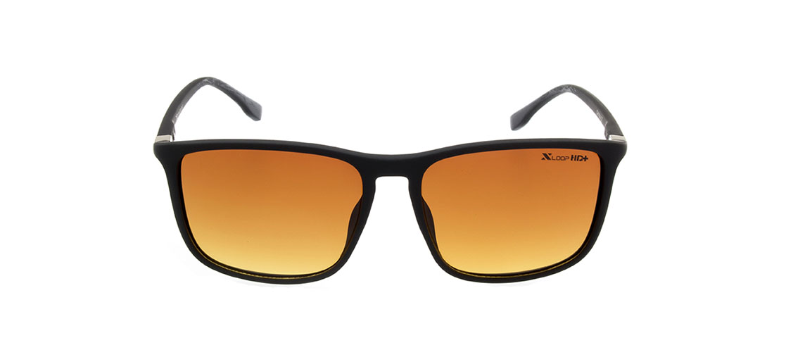 Matte Black Frame,HD Driving Lens